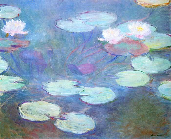 Claude_Monet_Waterlilies